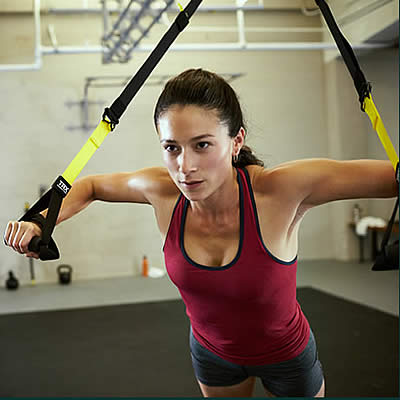 TRX Multimodality Pilates