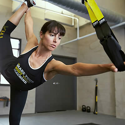 TRX Personal Training Pilates