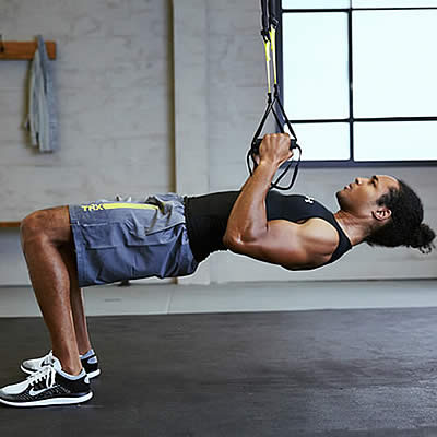 TRX Burn Pilates